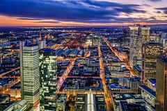 Frankfurt Observation Deck View