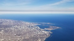 Toronto from air