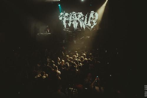 Parv0 - Live at Atlas, Kyiv [04.02.2019]