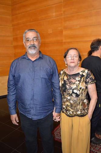 Nivaldo Rezende e Maria Clara