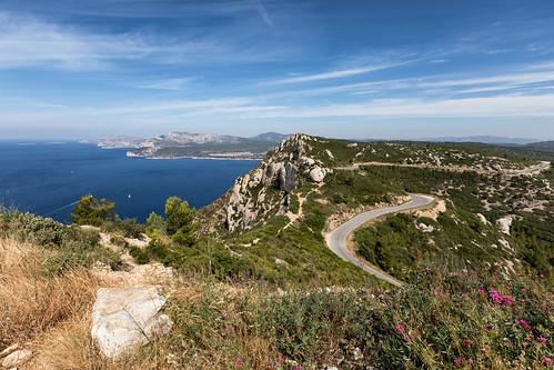 "Coastal route ""Rue des Crètes"""