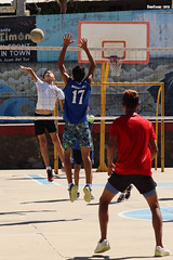 Volleyball in San Juan del Sur, Nicaragua