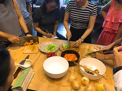 Macrobiotic Cooking Class Saigon 2018