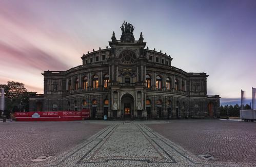 360 seconds in Dresden
