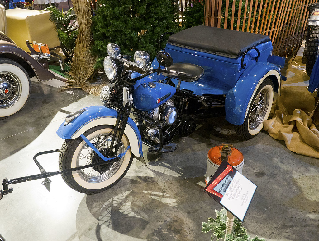 hight resolution of national packard museum 01 03 2019 99 1948 harley davidson ge servi