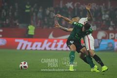 Sevilla FC - CF Villanovense   Copa del Rey 2018-19