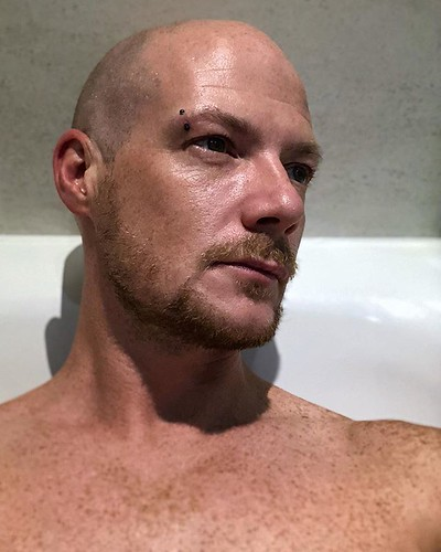 Today is all about...bath time