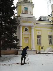 День, посвященный людям с ограниченными возможностями, в Троицком храме деревни Павлино