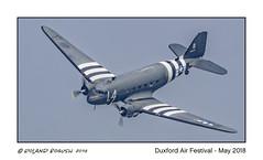 Douglas C47 - could do with a respray