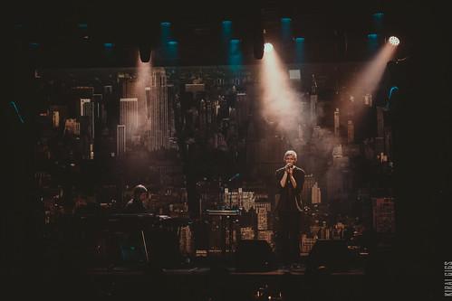 Jay-Jay Johanson - Live at Caribbean Club, Kyiv [02.02.2019]