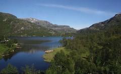 Lake near Myrdal