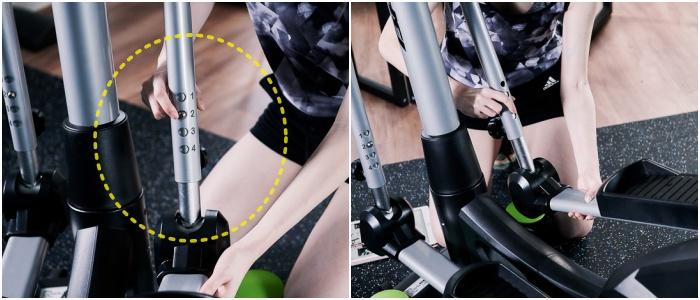 【滑步機推薦】BH橢圓機G268,在家也能全身運動大爆汗,有20種步幅軌跡唷! - Stella 小美人。史黛拉
