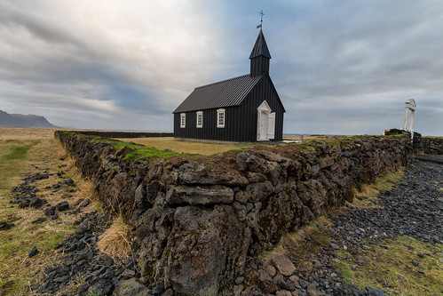Budir church - Iceland