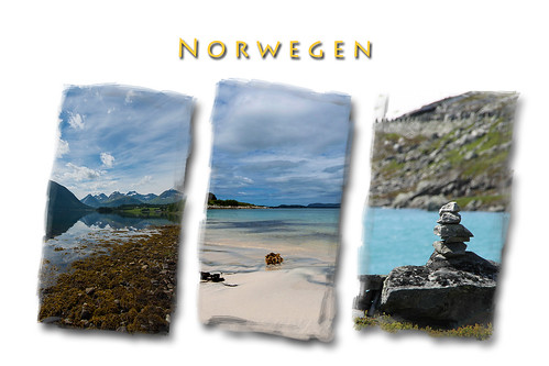 Norway postal card