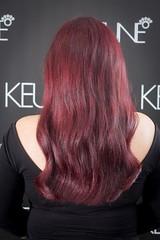 Greyish Red