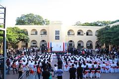 Graduación del Colegio Nacional de la Capital