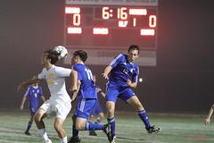 123 Elizabethtown (PA) Boys Varsity Soccer - Rainy Nite