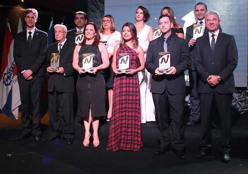 Vencedores do Prêmio Notorius 2018 - Grupo 4