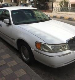 1998 2002 lincoln town car in amman jordan eunus el ya tags [ 1024 x 768 Pixel ]