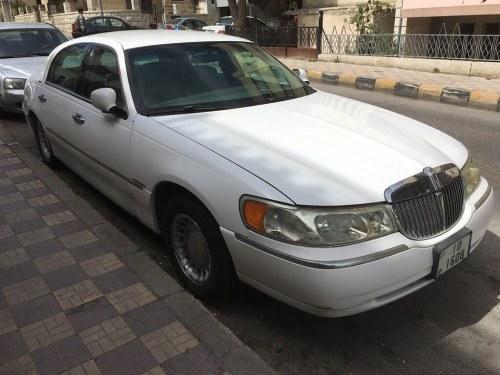 small resolution of 1998 2002 lincoln town car in amman jordan eunus el ya tags