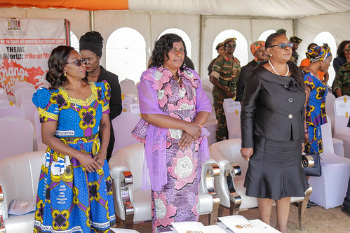 Zambia: 16 Days of Activism
