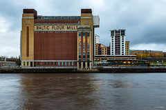Baltic Flour Mills / Newcastle upon Tyne
