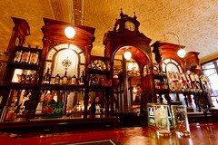 Interior of the Princess Louise Public House, Holborn, London