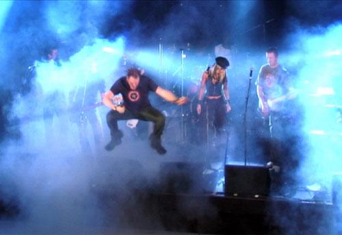 Lex Pistols at AIDSbeat 2005
