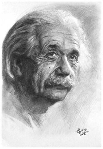 卡西爱因斯坦Karsh Einstein