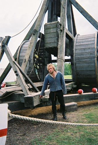 the Trebuchet handler