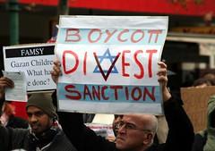 Israel - Boycott, divest, sanction