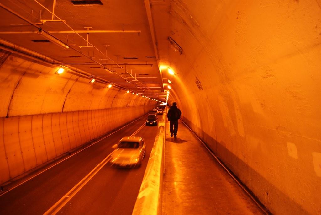 Mt Victoria Tunnel