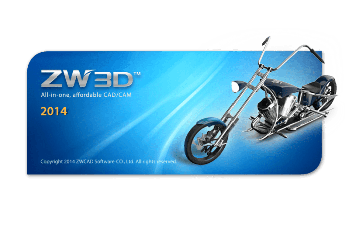 ZWSOFT ZW3D 2014 x86 x64 full