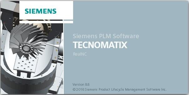 Siemens Tecnomatix RealNC 8.6.0 Win32-64