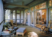 Room to Gather Timber Frame Home - Sun Room   Flickr ...