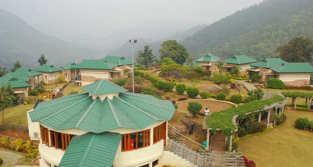 Ananthagiri AP Tourism Resorts