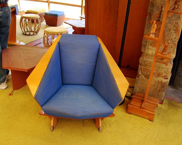 DSC00617 Frank Lloyd Wright origami chair