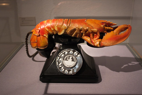 Lobster phone.