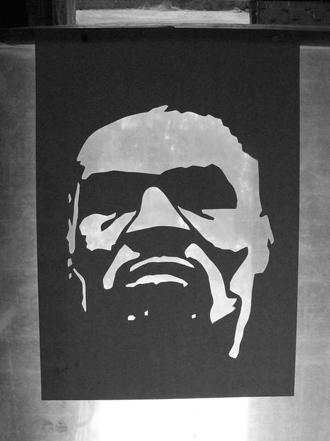 Mike Tyson  Explore didier ddd  stencil experiences