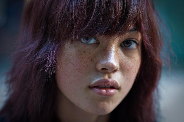 Proyectos Fotográficos: 100 extraños. Stranger #7 por Danny Santos