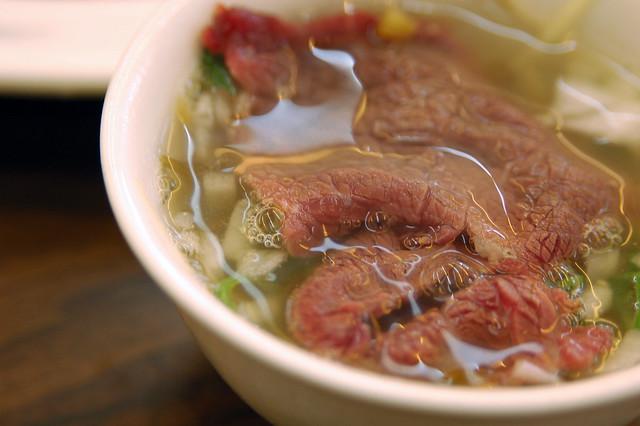 台南永林新鮮涮牛肉湯