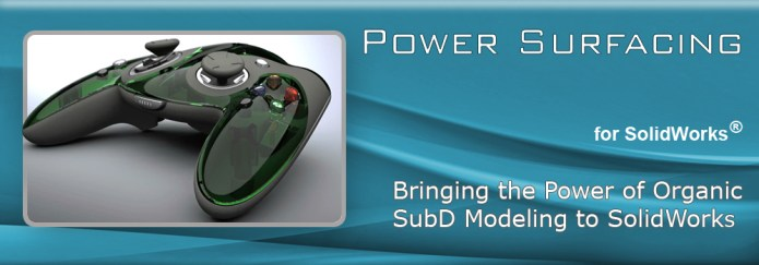 PowerSurfacing RE v2.4-4.1 for SolidWorks 2012-2017 64bit