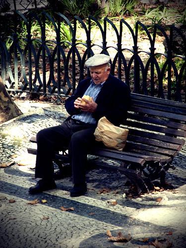 Old Man of Lisboa