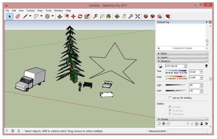 Design with SketchUp Pro 2017 v17.2.2555 Final full