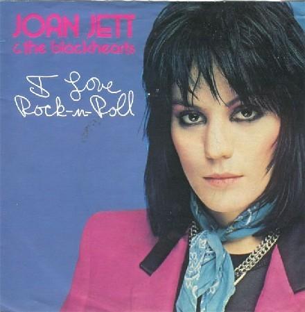 Joan Jett I Love Rock n Roll vinyl cover 1980s Flickr