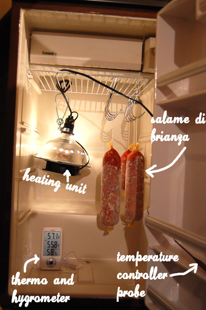 Meat Curing Chamber  Flickr  Photo Sharing