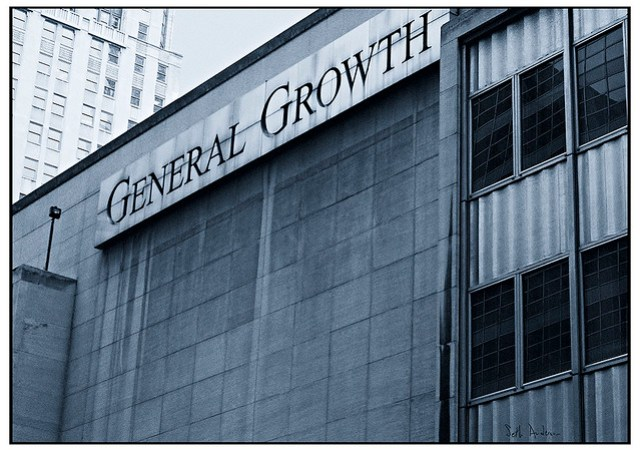 General Growth - Blues