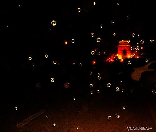 India Gate by bArfaNibAbA