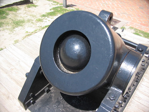 Fort Macon, NC - 10 In Siege Mortar Model 1861