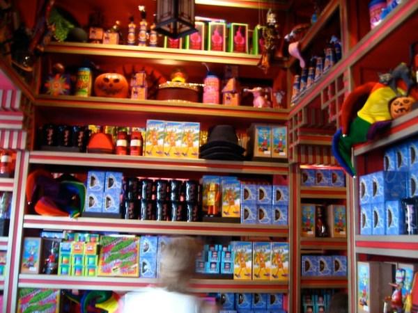 Zonko's Joke Shop